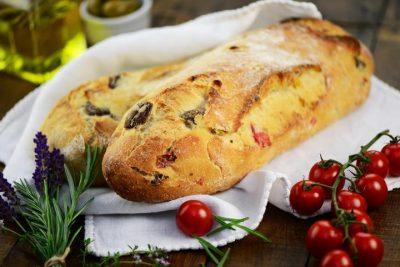 Rezept Olivenbrot auf Extraolio