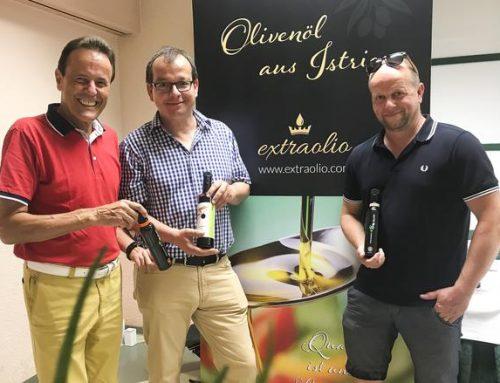 Olivenöl-Verkostungen: Istrien im Hotel Paradies