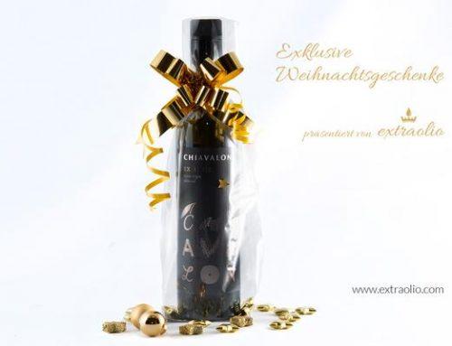 Olivenöl aus Istrien als Weihnachtsgeschenk
