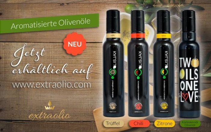 Lisjak Olivenöl mit Aroma