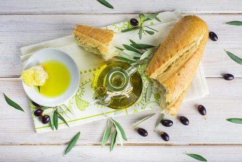 Olivenöle Istrien