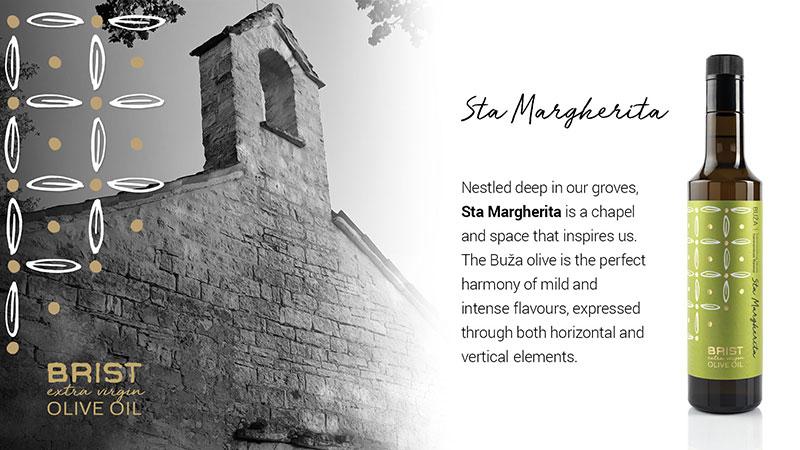 Sta. Margherita - Brist Olivenöl Istrien / Vodnjan