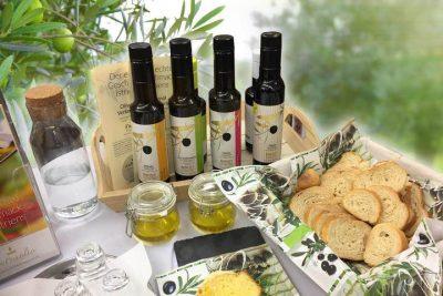 Olivenöl Verkostungen - Extraolio