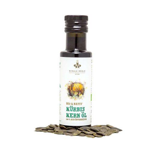 Bio Kürbiskernöl Nativ - Schalk Mühle auf Extraolio